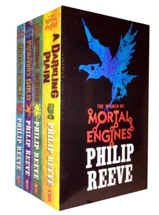 The World of Mortal Engines (Mortal Engines #1-4)