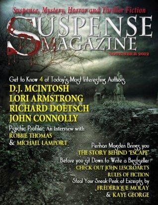 Suspense Magazine November 2012