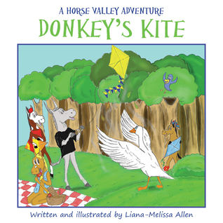 Donkey's Kite (Horse Valley Adventure #2)
