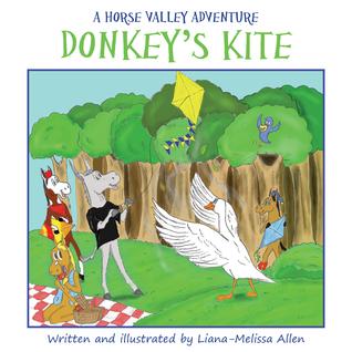 Donkey's Kite (Horse Valley Adventure #2)