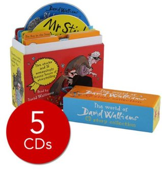 David Walliams CD Story Collection