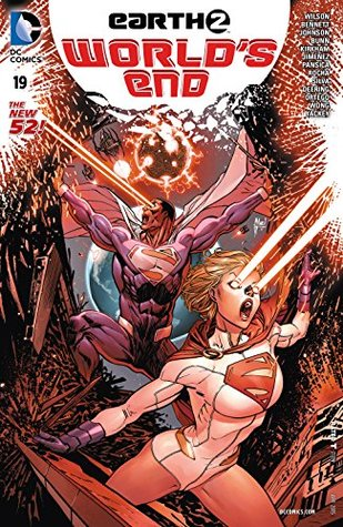Earth 2: World's End #19
