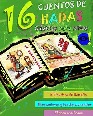 16 cuentos de hadas clásicos para niños