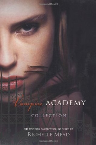 Vampire Academy Collection (Vampire Academy, #1-3)