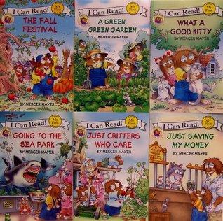 I Can Read Little Critter 6 Book Set