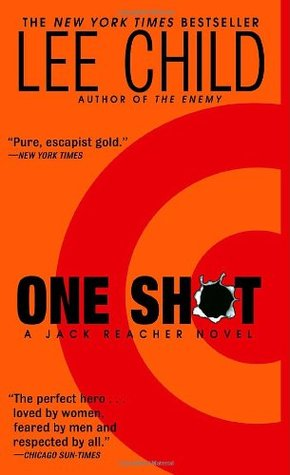 Image result for one shot by lee child