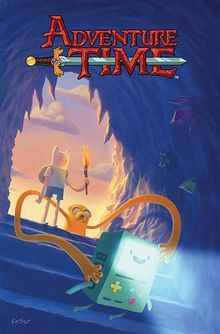 Adventure Time with Finn & Jake (Issue 32)