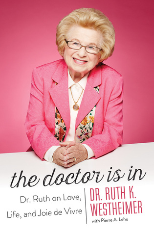 Image result for the doctor is in dr. ruth