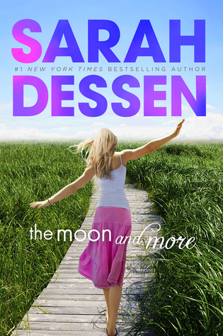 Image result for sarah dessen the moon and more