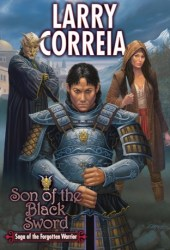 Son of the Black Sword (Saga of the Forgotten Warrior, #1) Book