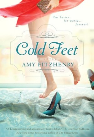 #Printcess review of Cold Feet by Amy FitzHenry