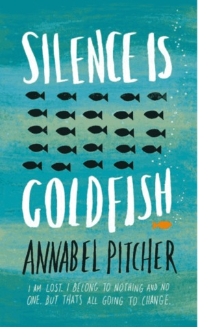 Image result for silence is goldfish