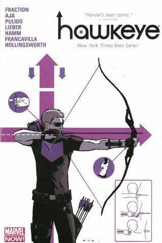 Hawkeye, Volume 1 (Hawkeye, #1-2)