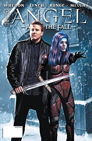 Angel: After the Fall #10