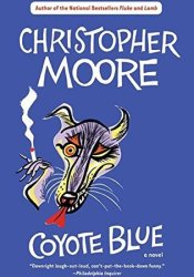 Coyote Blue Book by Christopher Moore