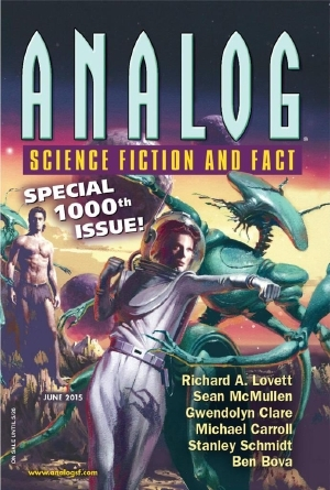 Analog Science Fiction and Fact, June 2015