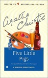 Five Little Pigs (Hercule Poirot, #24)