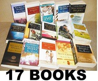 Nicholas Sparks Complete Works: 17 Book Set