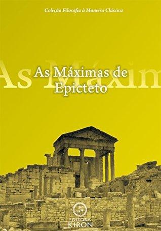 As máximas de Epicteto (tradução)
