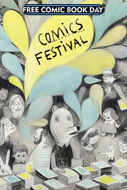 Comics Festival! (FCBD 2015)