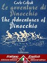 Le avventure di Pinocchio (Storia di un burattino) – The Adventures of Pinocchio (The Tale of a Puppet): Bilingual parallel text - Bilingue con testo a ... Inglese (Dual Language Easy Reader Book 34)