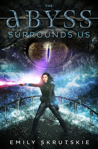 Image result for The Abyss Surrounds Us by Emily Skrutskie