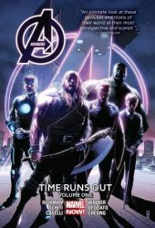 Avengers: Time Runs Out, Volume 1 Book