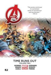 Avengers: Time Runs Out, Volume 2 Book