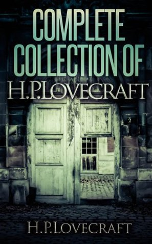 Complete Collection Of H.P.Lovecraft - 150 eBooks With 100+ Audio Book Links