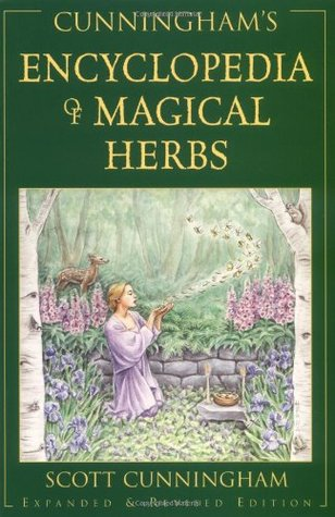Cunningham's Encyclopedia of Magical Herbs cover