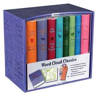 Word Cloud Box Set: Lavender