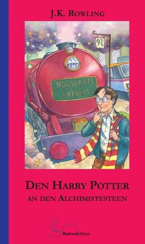 Den Harry Potter an den Alchimistesteen (Harry Potter, #1)