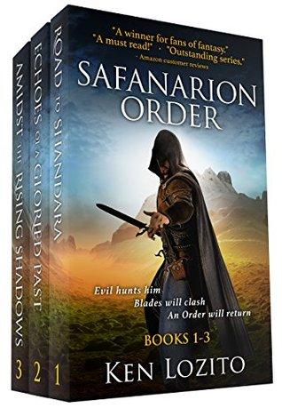 Safanarion Order: Books 1-3 (The Safanarion Order, #1-3)