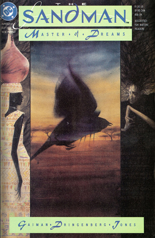 The Sandman #9: Tales in the Sand