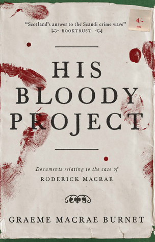 Image result for his bloody project book cover