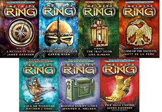 Infinity Ring 7 Book Collection Series