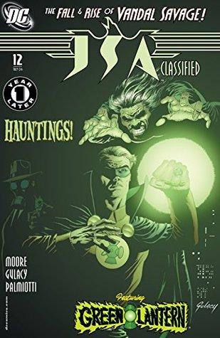 JSA: Classified (2005-) #12