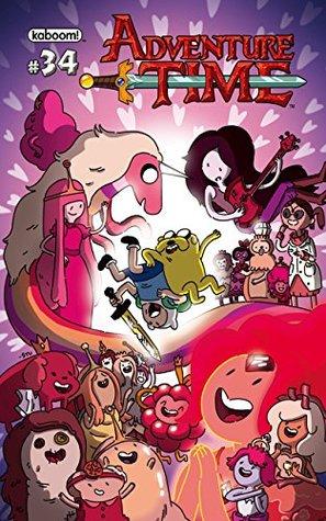 Adventure Time #34 (Adventure Time: 34)