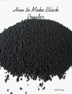 How to Make Black Powder