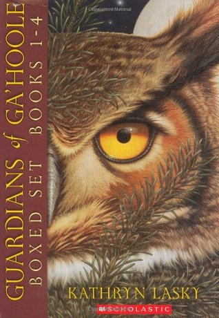 Guardians of Ga'hoole Boxed Set (Guardians of Ga'hoole, #1-4)