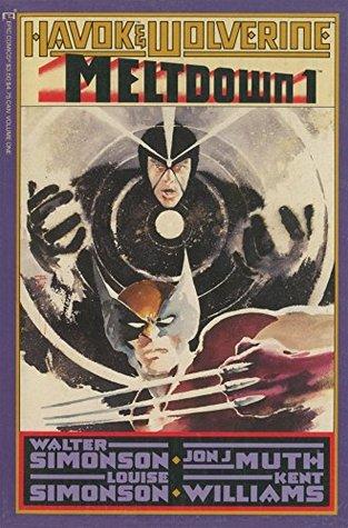 Havok and Wolverine: Meltdown #1