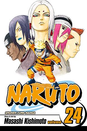 Naruto, Vol. 24: Unorthodox (Naruto, #24)