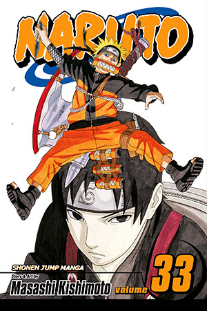 Naruto, Vol. 33: The Secret Mission (Naruto, #33)