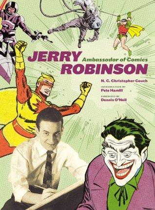 Jerry Robinson: Ambassador of Comics