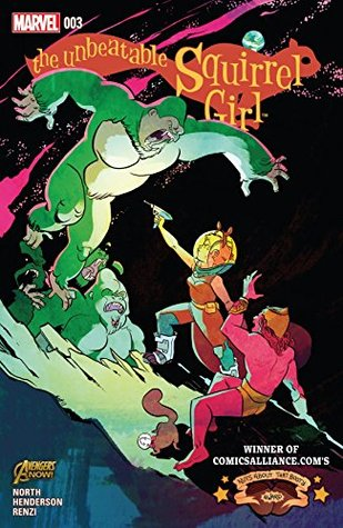 The Unbeatable Squirrel Girl (2015a) #3