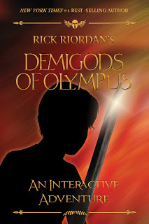 Demigods of Olympus: An Interactive Adventure