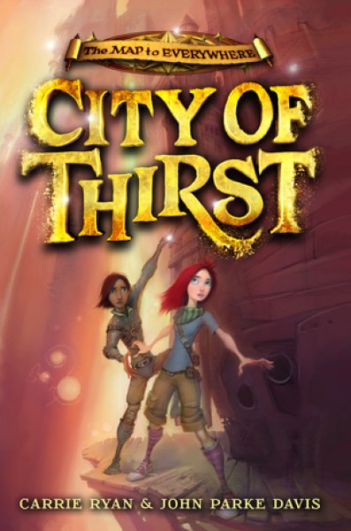 City of Thirst (Map to Everywhere, #2)-