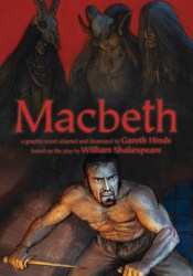 Macbeth Book by Gareth Hinds
