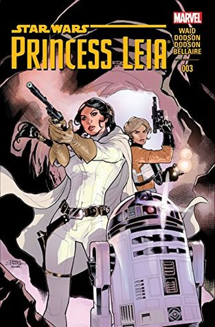 Princess Leia (2015) #3