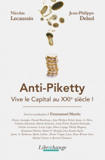 Anti-Piketty : Vive le Capital au XXIe siècle